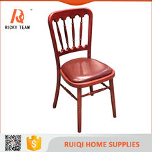 Hot selling australia morden baroque chair high gloss red dining chairs