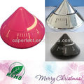 Cute Colorful Plastic Pyramid Shaped Kitchen Mechanical Timer