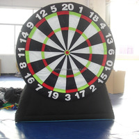 2016 Interactive Giant Inflatable Dart Board