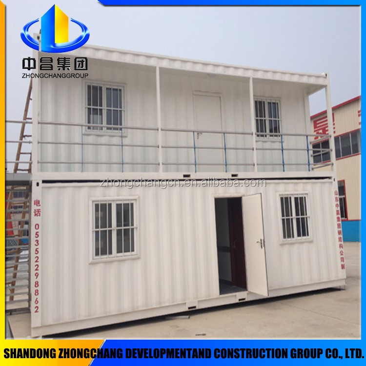 export folding container house