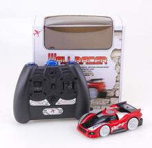 Cheapest Wall Racer !! Top selling R/C Climbing wall car with lights rc climber cars wall climbing car Juguetes FY350
