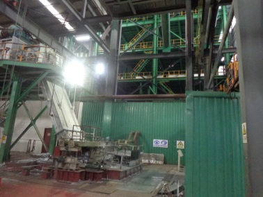 Galvanizing (Hot-dipped Galvanized Coil)