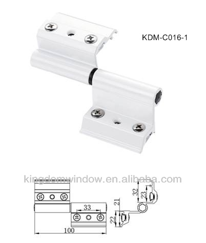 Aluminium hinges windows,White door hinges