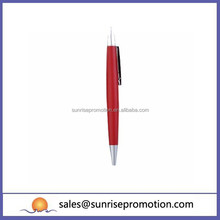 New for 2015 business metal click pen logo