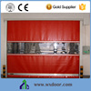 JAD high speed rolling shutter door, cold room PVC curtain door