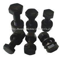 ASTM A325 hex bolts/high strength hex bolts/m45