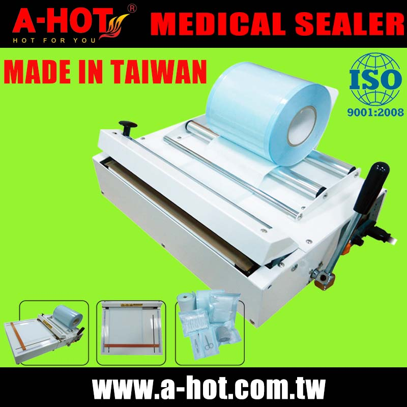 Highest impulse heat Sealer Medical sealing machine