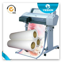 "Wide format inkjet RC 260g glossy photo paper in roll 24"" 36"""