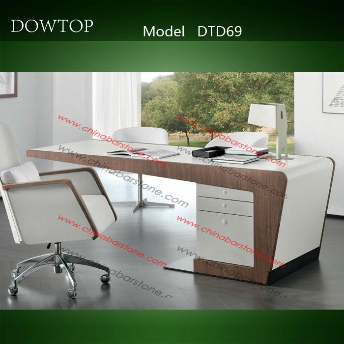 Dowtop moderno escritorio de la oficina de dise o de for Oficina western union sevilla