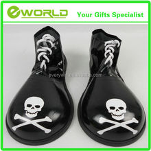 most popular carnival party deluxe vinyl hallowen clown shoes