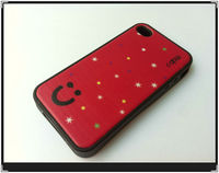 Smile Face Case For Apple iPhone 4S Cover