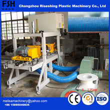 Factory bevel angle spiral welded pipes Machine
