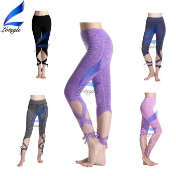 Long Workout Fitness Yoga Pants Women Sport Leggings