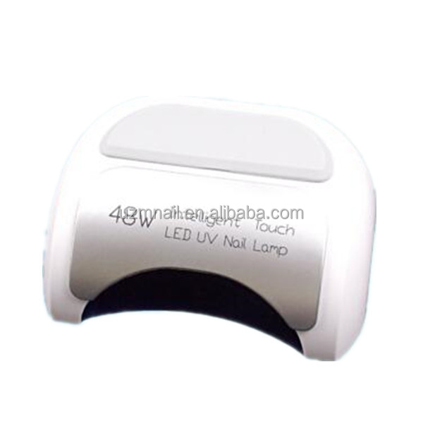 Nail supply nail equipments 48w uv lamp for nail drying