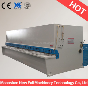 QC12Y-6X3200 Hydraulic CNC Program cutting machine,cnc plate cutting machine