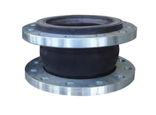 DIN Standard PN16 Rubber Expansion Joint/Flange Type Rubber Expansion Joint/Connector Rubber Flexible Flange Joint