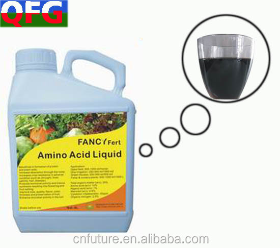 Liquid Calcium Chelate Fertilizer for Foliar Spray