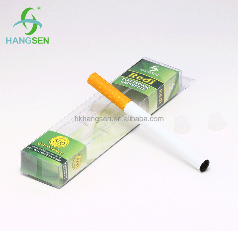 Lady e cigarette - rainbow colored smoke cigarette/e cigarette shisha - slim D4 Lady with Hangsen flavour&OEM service