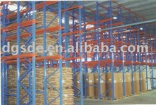 cold warehouse drive in storage rack high density storage