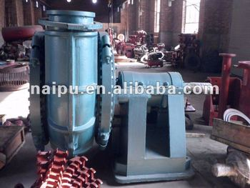 12/10G-G Gravel and sand pumping pumps