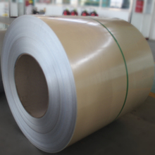 0.14-2.0mm thickness z80 stock color coated steel coil for roof and wall panel in