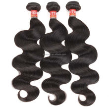 100% human hair virgin malaysian hair, grade 7a virgin micro braid weft, natural hair free sample hair bundles