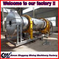 Mineral ore dehydration rotary dryer machine