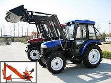 post hole digger drive 40hp multifunction small garden tractor