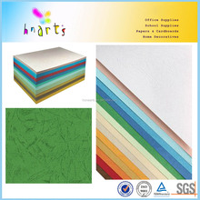 light color book binding paper/A4 leather grain binding cover