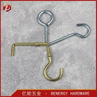 China Supplier Wholesale Hook Tapping Screw