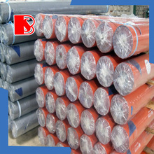 pvc tarpaulin in roll wind and heat preservation High performance tarpaulin Suitable for harsh environment