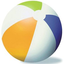 Custom Size Colorful Giant  60 inch Inflatable Beach Ball with High Quality