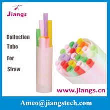 jiangs veterinary colorful livestock consumables semen straw collection catheter for cow
