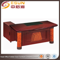 Foshan furniture factory executive office modern furniture L shaped design office table