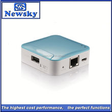 1800mAH battery inbuilt wireless router configuration support open wrt