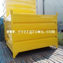 Folding Ibc Pallet Box/ Metal Liquid Container For Transport