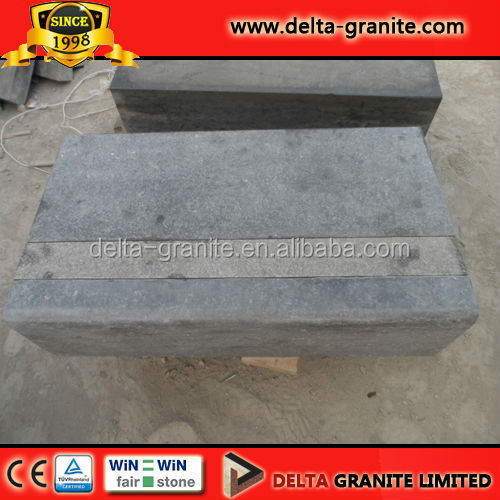 Hot sales limestone steps,blue steps stone ,outdoor garden steps,stairs