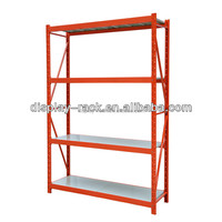 4 tiers sheet steel metal garden tools storage rack HSX-4400
