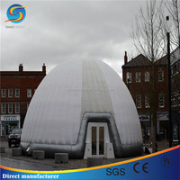 Giant inflatable igloo tent for rental