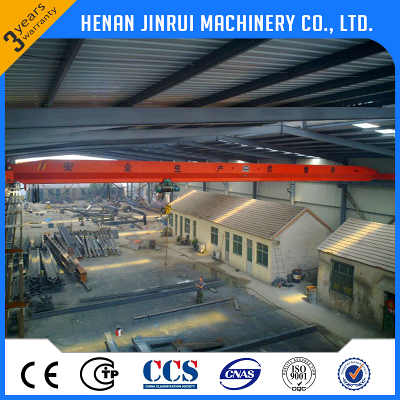 Long Using Life Demag Style 10 Ton Electric Track Overhead Crane