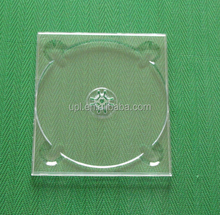 Hot selling cd tray transparent cd case high grade cd box
