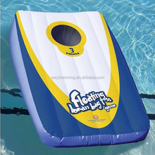 Inflatable Pool Bag Toss Game Outdoor Game, Inflatable Pool Toys, Floating Water Fun For Enjoy