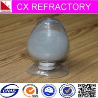Dry refractory ramming material for furnace