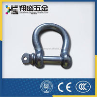 Us Type Stainless Steel Bow Shackle