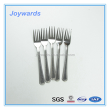 Factory Directly Provide Cake Fork Excellent Material Long Handle Dinner Fork
