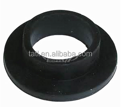 Custom rubber toilet flush valve seal