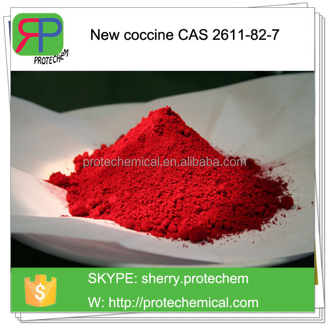 60%,85% pigment rouge red, C.I.16255 , food color PONCEAU 4R