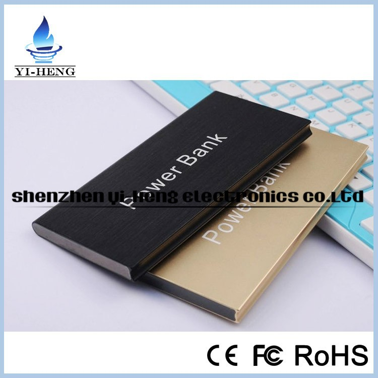 <strong>10mm</strong> Super slim 20000mAh power bank portable mobile power bank 20000mAh for macbook laptop