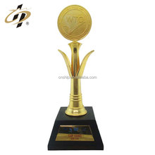 Custom 20cm to 30cm gold enamel cheap wholesale sports metal replica trophy cup