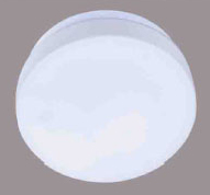 indoor E27 or led lamp frosted glass cover iron base ceiling light